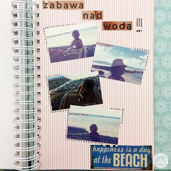 strona-z-albumu-z-wakacji