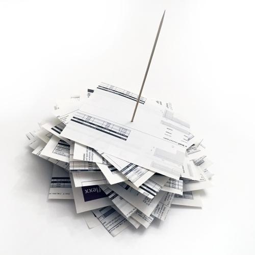 choinka-papierowa