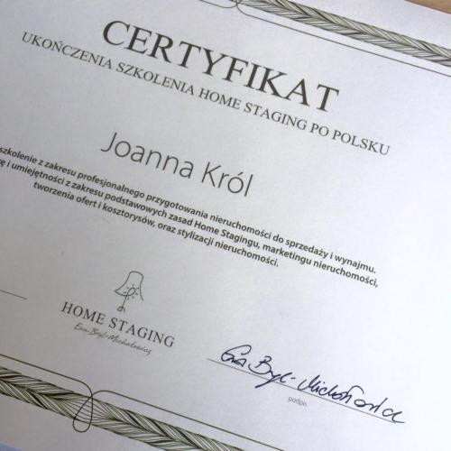 certyfikat-home-stagera